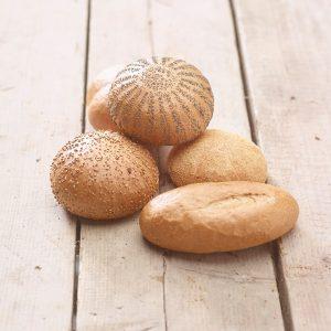 Broodjes en stokbrood